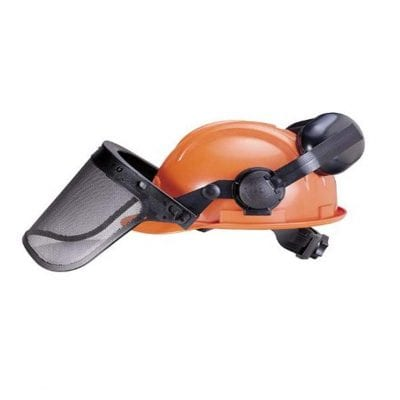 Tasco 6000 Woodsman NRR=22 Forestry Helmet
