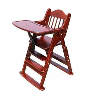 Vory Wood High Chair for Baby