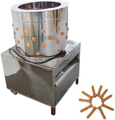INTBUYING Chicken Plucker Machine for Poultry
