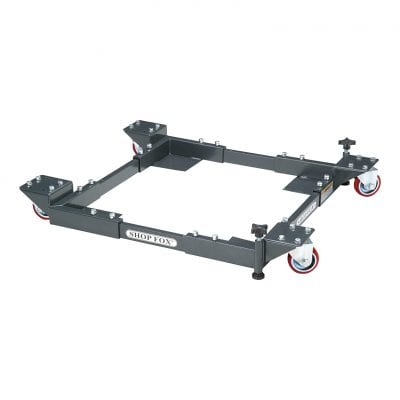 Shop Fox D2057A Mobile Base for Tools