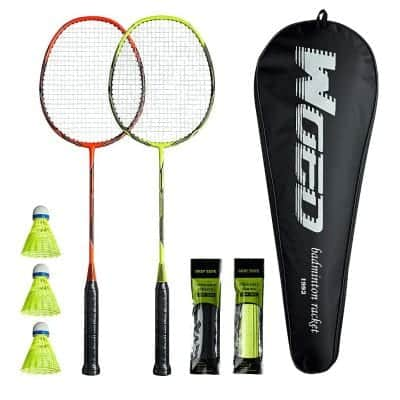 WOED Badminton Set, 2 Player
