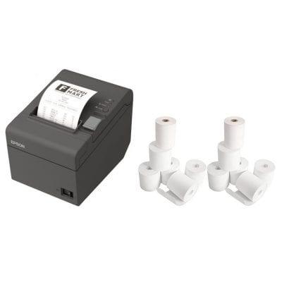 Epson Monochrome Thermal Receipt Printer TM-T20II