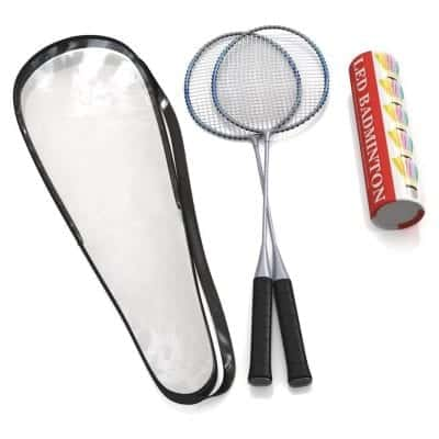Trained Premium-Quality Badminton Rackets