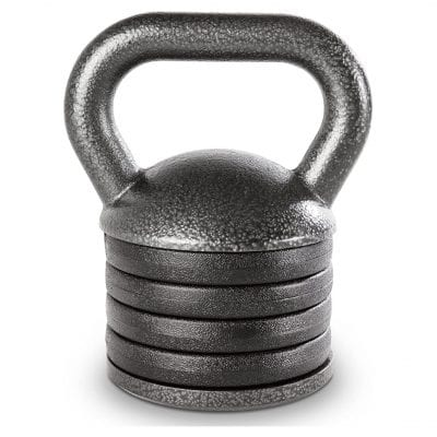 Apex Adjustable Heavy-Duty Kettlebell
