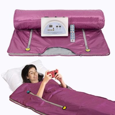 SurmountWay Infrared Sauna Blanket (Zipper Type)
