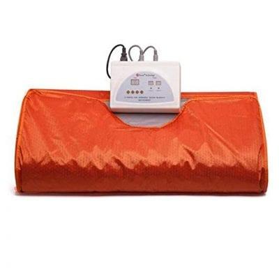 S SMAUTOP Infrared Heat Sauna Blanket (Orange)