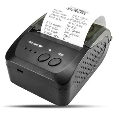 NETUM Android Compatible Portable Bluetooth Receipt Printer