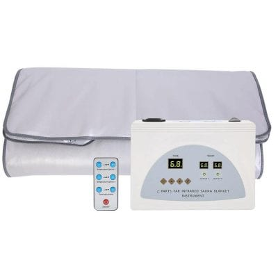 Yosooo Infrared Heat Sauna Blanket