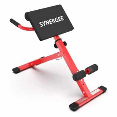 Synergee Roman Chair for Lower Back Workout
