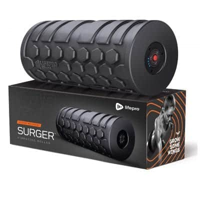 Lifepro 4 Speed Vibrating Foam Roller