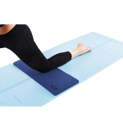 Heathyyoga Kneeling Pad for Yoga