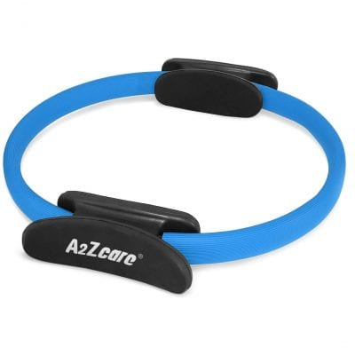 A2ZCARE Fitness Ring for Yoga and Pilates