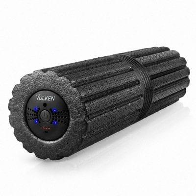 Vulken Extra Long 17 Inches 4 Speeds Vibrating Foam Roller