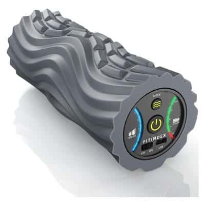 FITINDEX Vibrating Foam Roller 5 Speed