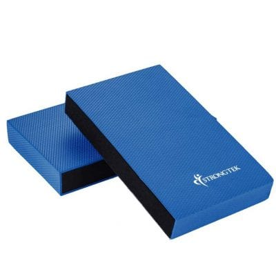 StrongTek Yoga Foam Cushion Exercise Mat