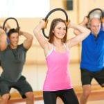 Fitness Pilates Ring