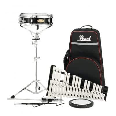 Pearl Practice Pad with Bell Kit