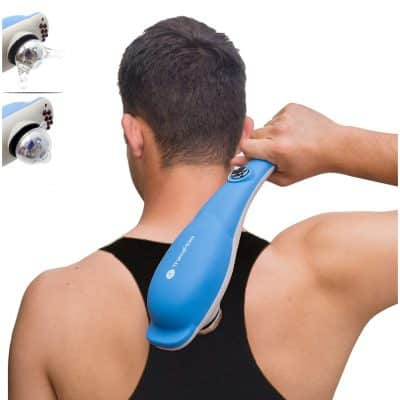 TheraFlow Handheld Deep Tissue Percussion Massager