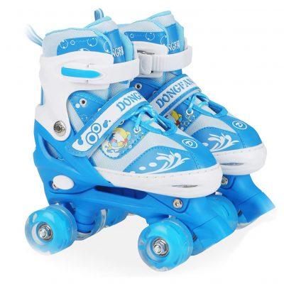 XRZT Kids Roller Skates for Boys Girls