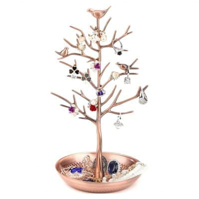 Well-Strong Jewelry Tree Ring Holder