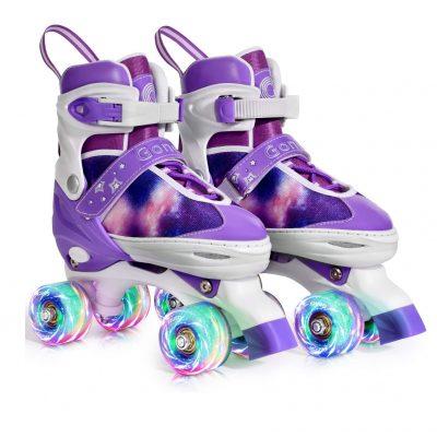 Gonex Roller Skates with Light up Wheels