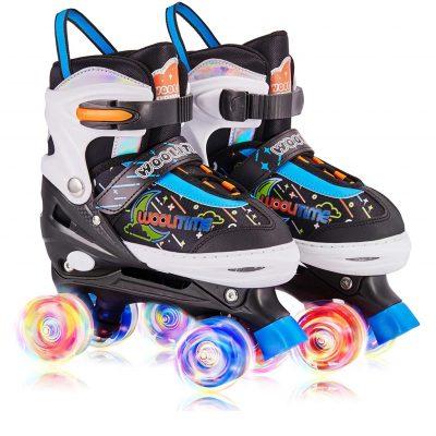 Woolitime Adjustable Roller Skates