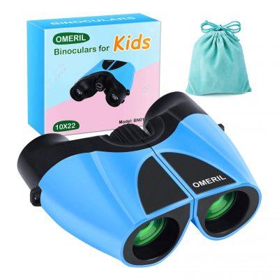 OMERIL High Resolution Kids Binoculars