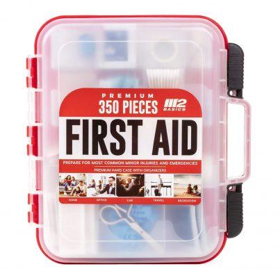 M2 BASICS Emergency First Aid Kit