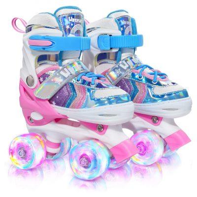 Wheelkids Kids Roller Skates