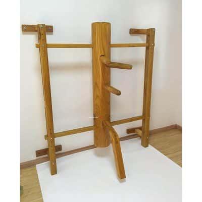 Everythingwushu Wing Chun Dummy - Wall Mounted