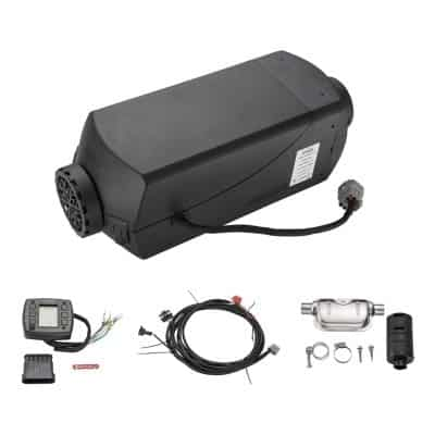 VVKB Apollo-V2 Diesel Heater for Cars, RV, and Tent