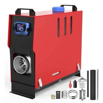 IMAYCC 8KW Diesel Air Heater, Remote Control