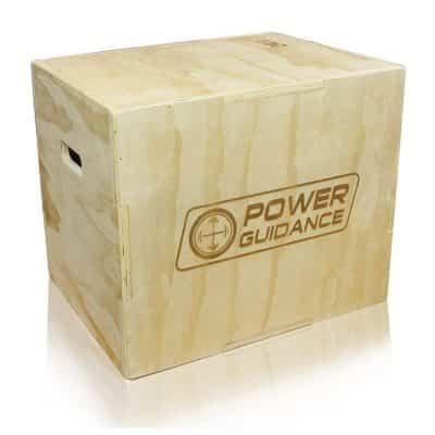 POWER GUIDANCE Plyo Box