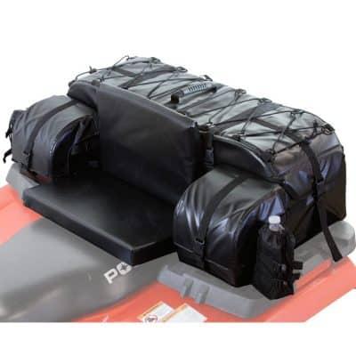 ATV TEK Padded ATV Cargo Bag - Black
