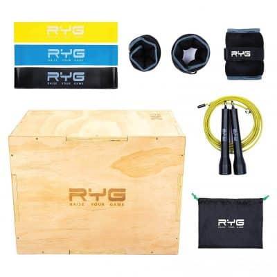 Raise Your Game Plyo Box