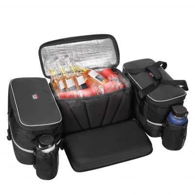 kemimoto Water-resistant Rear Cargo ATV Storage Bag