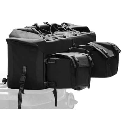 Rage Powersports Black ATV Cargo Rear Rack
