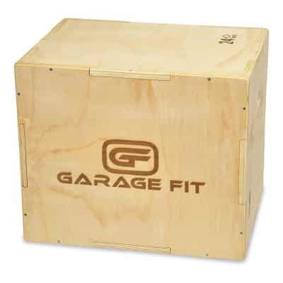 Garage Fit Essential for Plyometrics Training