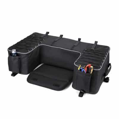 kemimoto Water Resistant ATV Cargo Seat Bag