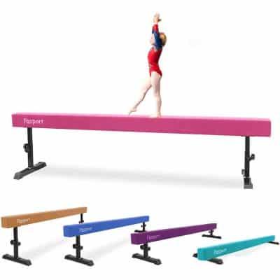 FBSPORT High and Low Floor Beam Gymnastics Equipment