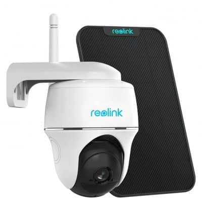 Reolink Argus Wireless Solar Powered Security Camera System