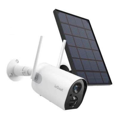 ieGeek Wireless Outdoor Security Camera, IP65 Waterproof