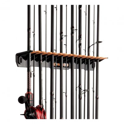 KastKing Vertical Fishing Rod Rack – Wall Mounted