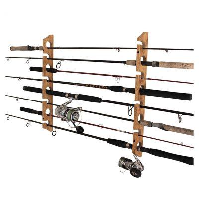 Rush Creek Creations Fishing Rod Storage Rack