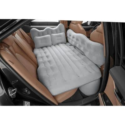 SINYSO Car Inflatable Air Mattress, Thick and Waterproof